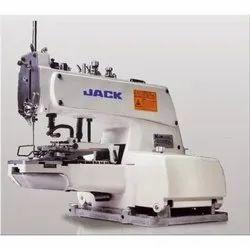 Jack 1377E Button Stitch Machine