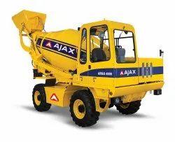 Ajax ARGO 4000 Self Loading Concrete Mixers, Drum Capacity: 5.3 cu m