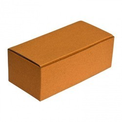 Brown Corrugated Shoes Boxes
