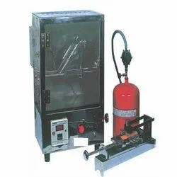Flammability Tester (Inclined Plane Type)