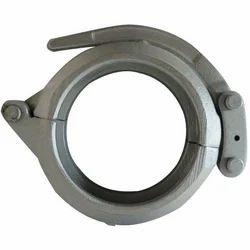 Concrete Pump Pipe Clamp, Heavy Duty