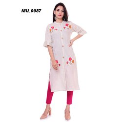 Strip Ladies Kurti