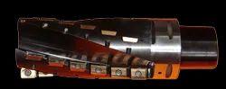 Black Taper Deep Shoulder Milling Cutter