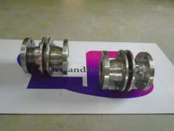 In Line Steel Flame Arrestors