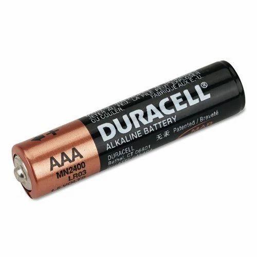 Battery Mn2400 Alkaline Aaa Lr03 1 5v DURACELL Set of 2