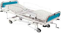 Standard Hospital ICU Bed, Size/Dimension: 72x36x20, Mild Steel