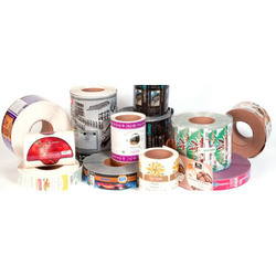 PVC Label Printing Services