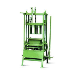 LPNM10 Manually Operated Concrete Block Making Machine