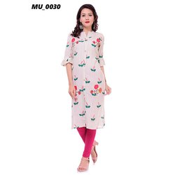 Printed Fancy Ladies Kurti