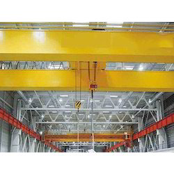 Double Girder Beam EOT Crane