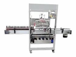 Automatic four head filling machine