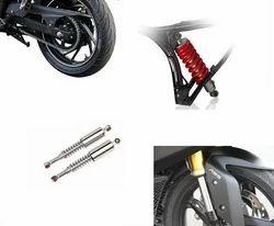 Wheels & Suspension Parts for TVS Bike