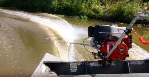 Honda Boat Engine I 12 Hp 4 Stroke I Ltob