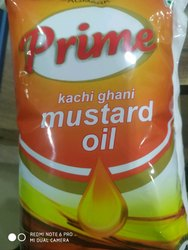 1ltr Pouch Mustard Oil