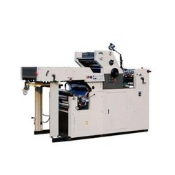 Semi-Automatic Sheetfed Offset Printing Machine