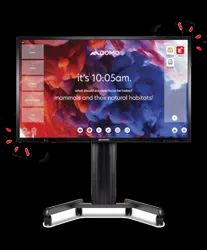 Interactive Flat Panels Touch Screen 65'