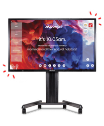 65Inch Touch Screen Interactive Flat Panel