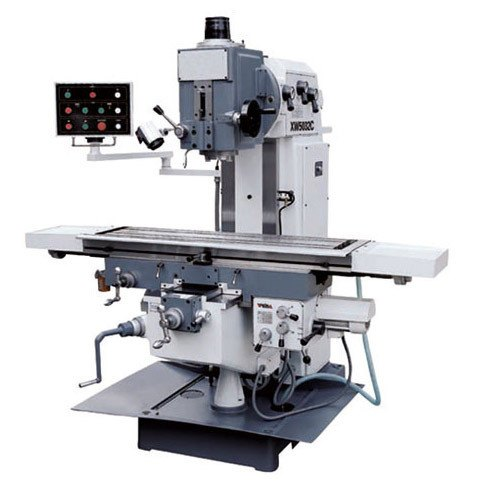 Mild Steel Vertical Milling Machine