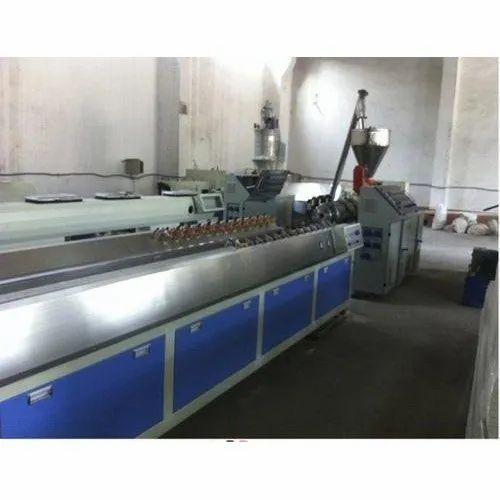 WPC Machines - WPC Foam Board Making Machine Manufacturer from Surat