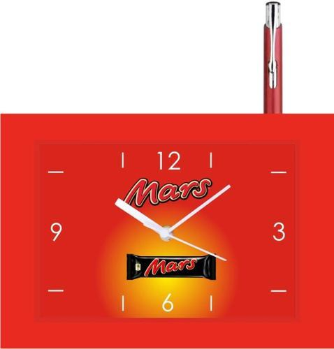 Promotional Table Clocks, Size: 4""