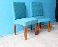 Wooden Modern Single Seater Sofa Type Dining Chair, Size: W18xd19xh35 Inch, Seating Capacity: 1 Person Each
