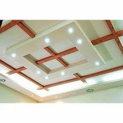 Gypsum Ceiling Frame