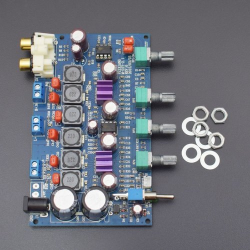 12v-25v 2 1 Channels TPA3116 Hifi Class D Digital Amplifier Board 100W /50W  / 50W - RS1199