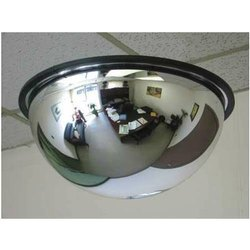 Full Dome Convex Mirror