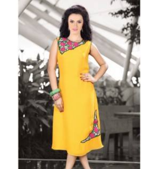 ac18246807 Manufacturer of Net Material Saree & Artsilk Jacquard Anarkali Churidaar  Kameez by Naman Creation, Kolkata