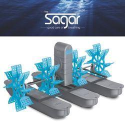2 HP Aquaculture Paddle Wheel Aerator