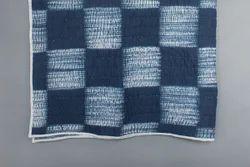 Cotton Tie And Dye Quilt / Shibori Jaipuri Razai / Double Bed King Queen / Kantha Quilts