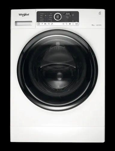 Grey Whirlpool 9 KG 1400 RPM Washing Machines
