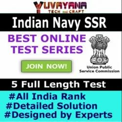 Navy SSR Online Test Series, Online Test Papers - Yuvayana Tech And