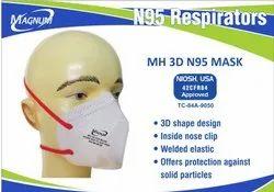 Magnum N95 Mask Niosh Certified Face Mask