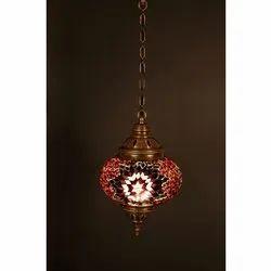 Ceramic Hanging Lamp for Decoration