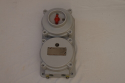 16 A On-Off Rotary Switch