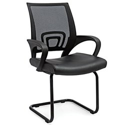 Mesh Fixed Ashoka office visitor Chair, Size: 20*22