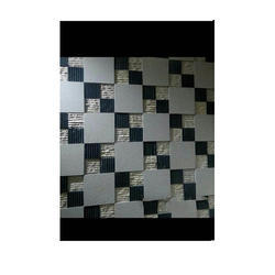 Stone Small Square Mosaic Tiles Thickness 6 8 Mm Packaging Type