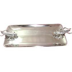 Royal Nickel Plated Serving Tray