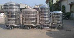 Stainless Steel RO Water Storage Tank