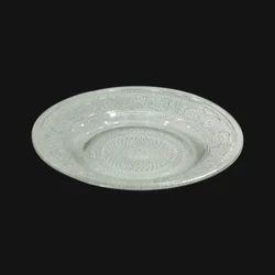 TREO Glass Shallow Plate