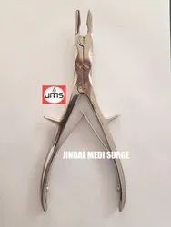 Bone Nibbler Straight (Double Action) Orthopedic Instrument
