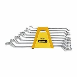 Stanley 8 Pc Shallow Offset Ring End Spanner Set 70-394e