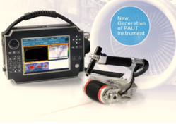 Ultrasonic Phased Array Flaw Detector