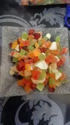 Dried 8 Cut Mix Fruit