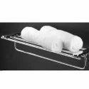 Stylish SS Towel Rack