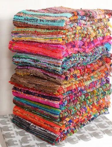 Cotton Carpet Chindi Rugs