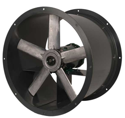 650 W Stainless Steel Tube Axial Fans with Blower, 240 V