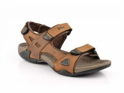7cd5abe6d704e5 Metro Men Lee Cooper 13-1480-Brown Casual Sandal