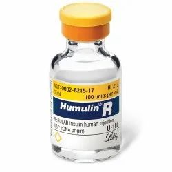 Huminsulin R - 100 IU Solution for Injection